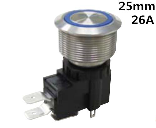MW 25大电流按钮开关