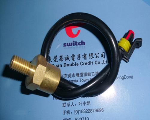 IP67防尘防水温控开关